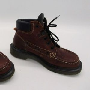 DR. MarTenS MoC ToE cOmBaT BooTS MadE IN UK